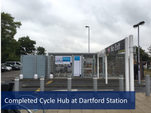 complete-cycle-hub-at-dartford-station