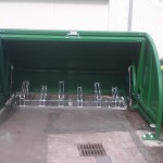 Bike Nest Cycle Shlelter for Perth & Kinross Council