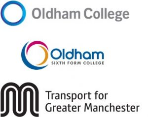 Cycle parking projects for TfGM and Oldham colleges