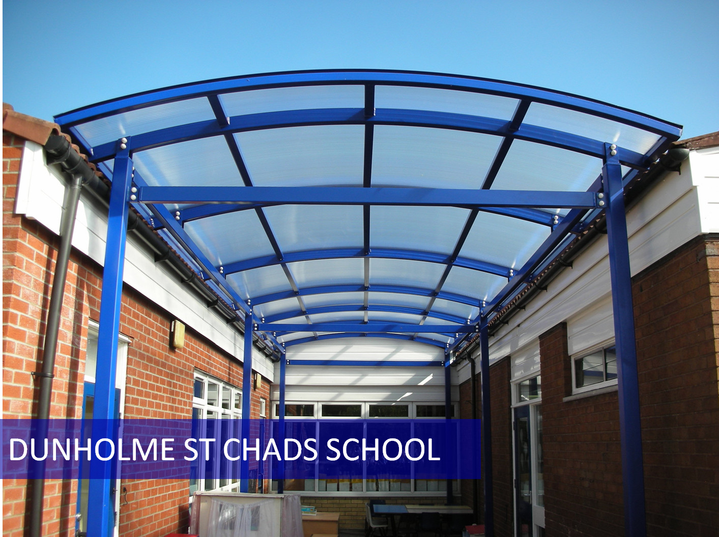 Lincolnshire School Canopies & Lincolnshire School Canopies | Lock-it Safe