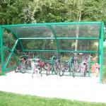 10 Cycle Hamble Shelter