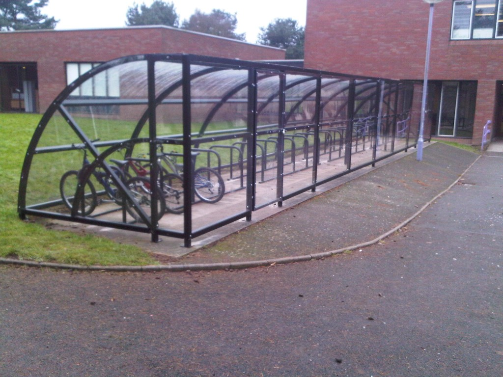 40 Cycle Extended Lockable
