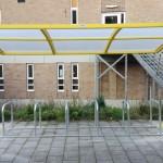 Barratt Cycle Shelter