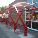 Angus Cycle Shelter
