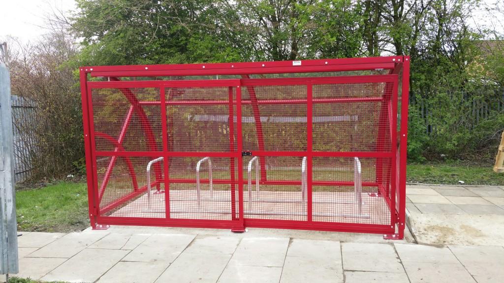 Lockable Hamble Sliding Gates