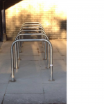Stainless Steel Sheffield Stands Core Drilled