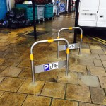 Stainless Steel Sheffield Stands with Tapping Rail