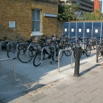 Stainless Steel Sub Surface Sheffield Stands