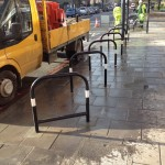 ub Surface Sheffield Stand with tapping rail