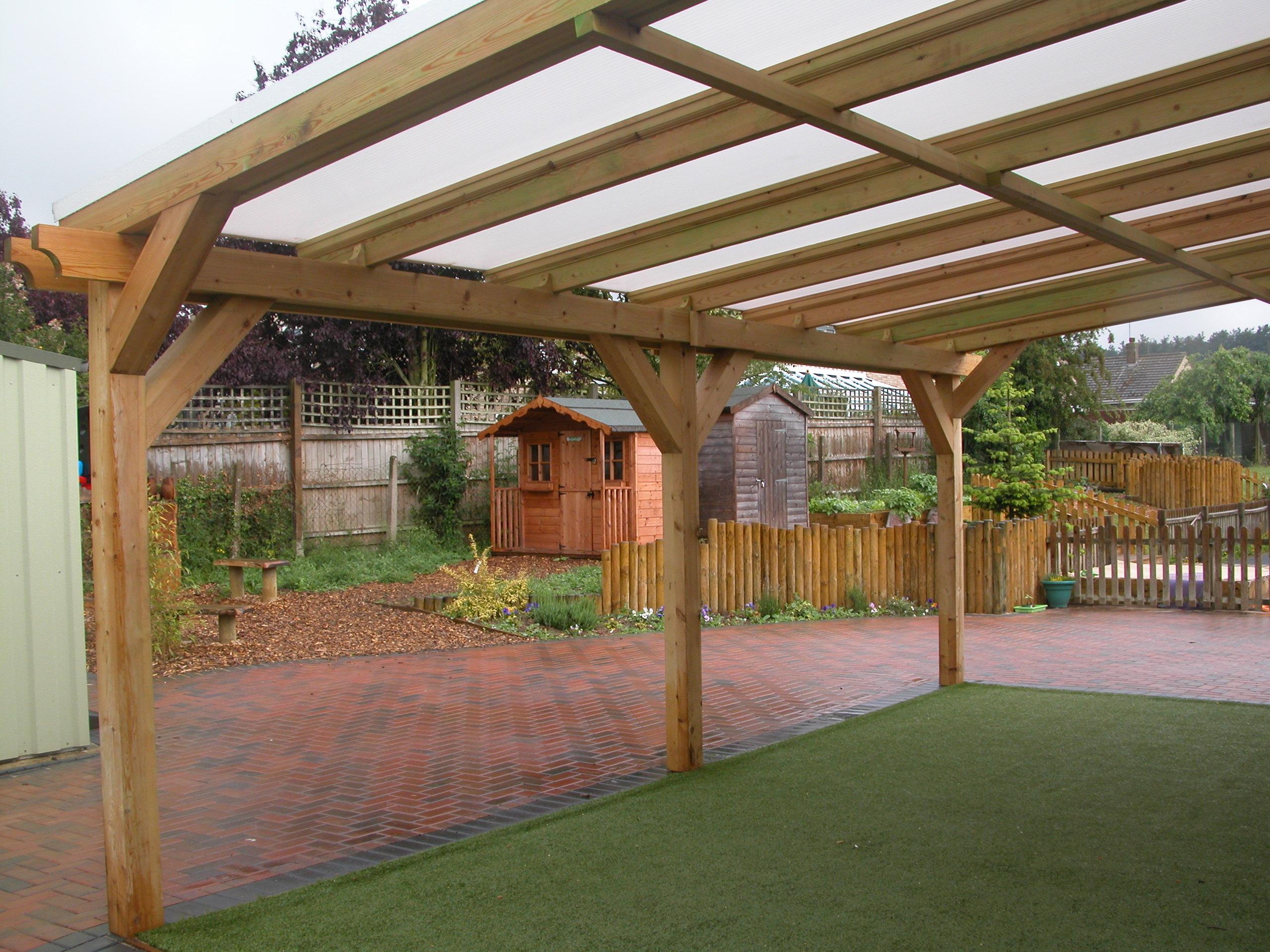 Wooden Outdoor | Lock-it Safe