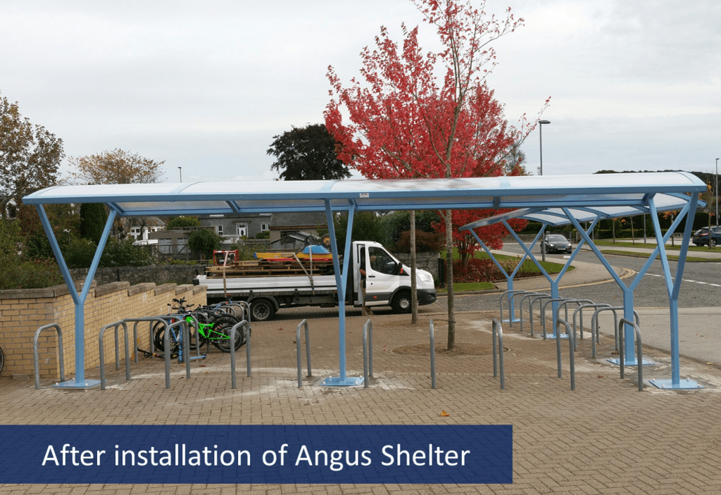 Angus Shelters