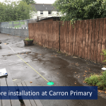 Carron Pimary Before