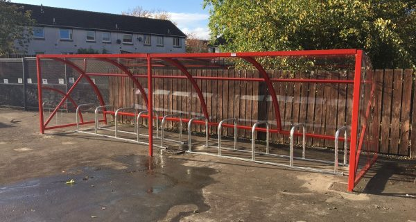 Hamble cycle shelter