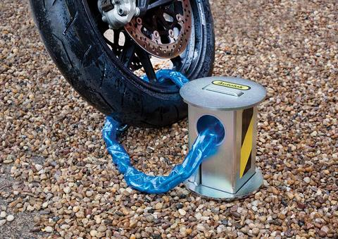 Motorcycle Anchor