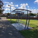 York cycle shelter