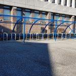 Hamble cycle shelter