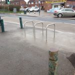 Cycle racks for Rotherham MBC